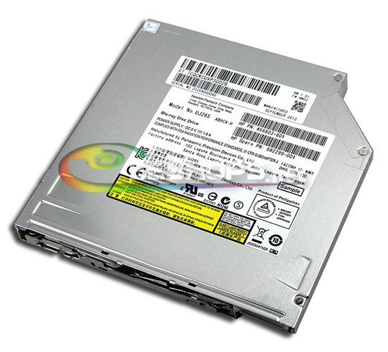 New for Panasonic UJ-265 UJ265 Dual Layer 6X 3D Blu-Ray Burner BD-RE DL 4X BDXL Recorder Laptop Slot-in 12.7mm SATA Drive Case best for sony bd 5850h 6x 3d blu ray burner dual layer bd re dl 4x bdxl blue ray writer laptop 12 7mm sata slot in drive case