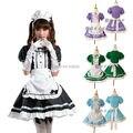 Lolita Cute Apron Maid Dress Meidofuku Uniform Outfits Anime Cosplay Costume S-XXXL