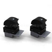 цена на High quality knob for 98-05 year Audi A6 C5 lifter single switch glass lifter switch OE4B0 959 855 A 2pcs