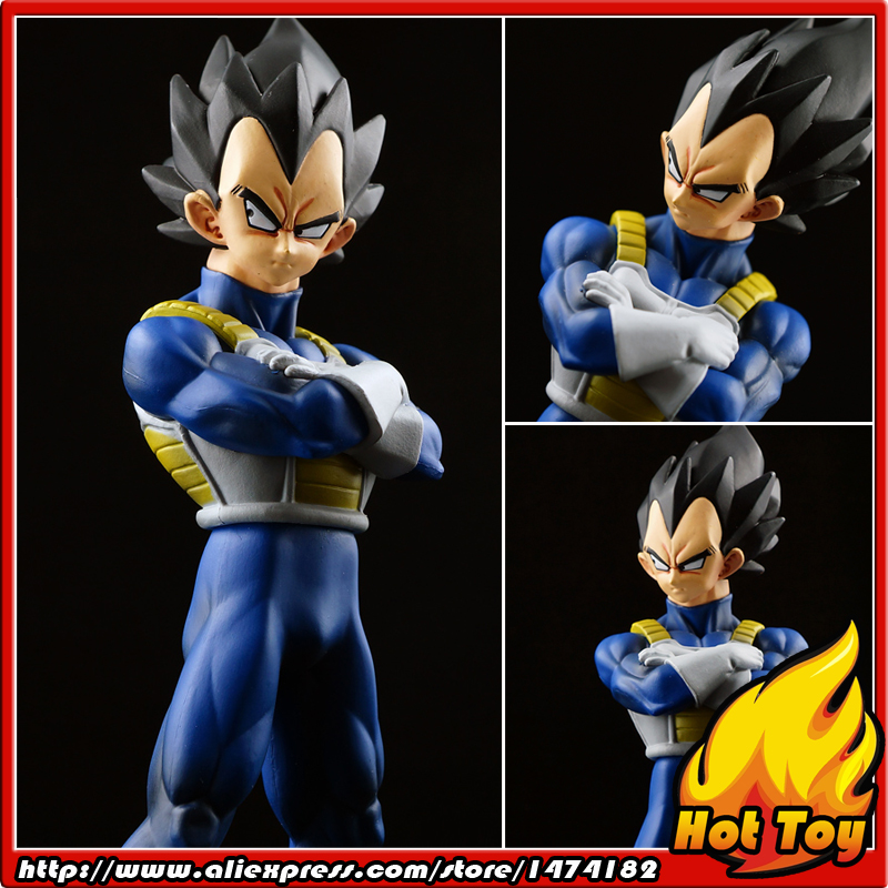 100% Original Banpresto Scultures BIG Zoukei Tenkaichi Budoukai 1 Vol.2 Collection Figure - Vegeta from