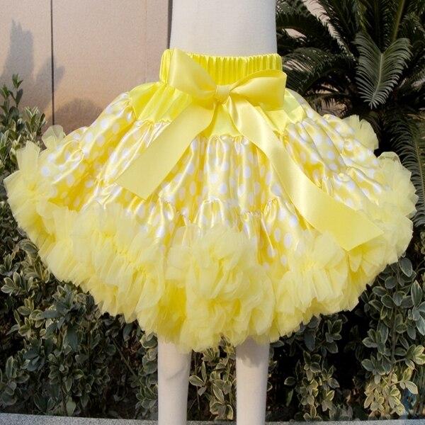 Wholesale Girls tutu Skirt Fluffy Pettiskirt Children Dance Wear Party Kids Clothes PETS-166