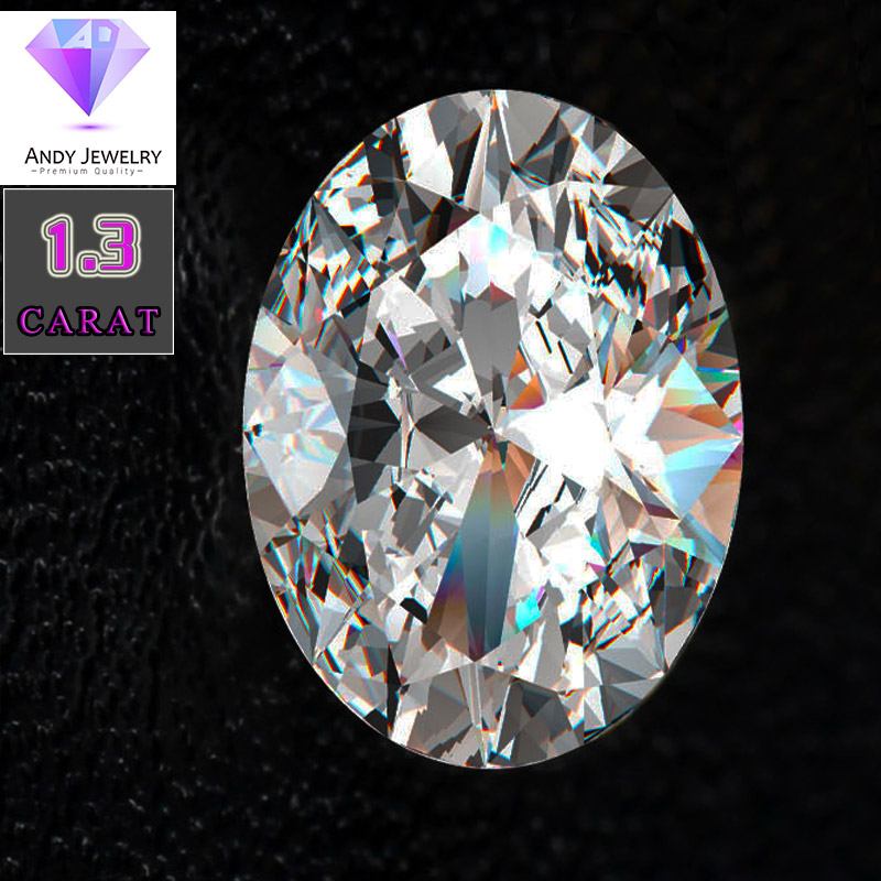 6*8mm Oval Cut 1.3 carat White Moissanite Stone Loose Moissanite Diamond for Wedding Ring6*8mm Oval Cut 1.3 carat White Moissanite Stone Loose Moissanite Diamond for Wedding Ring