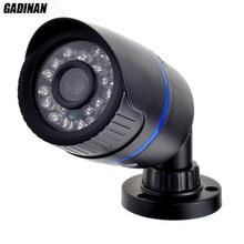 Gadinan H.265 4MP IP Camera Hi3516D+1/3″ OV4689 6mm Lens HD Network CCTV Bullet Camera Support Phone Android IOS P2P ONVIF2.0