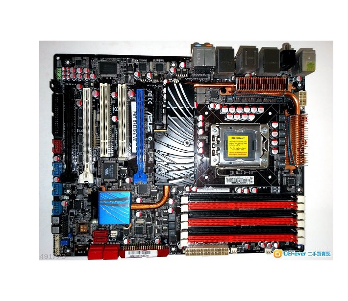 Originale Desktop motherboard ASUS P6T Deluxe V2 DDR3 LGA 1366 24 GB USB2.0 X58 Scheda Madre Desktop Spedizione gratuita