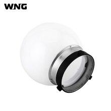 15cm Universal Photography Diffuser Soft Ball Dome Studio Fl