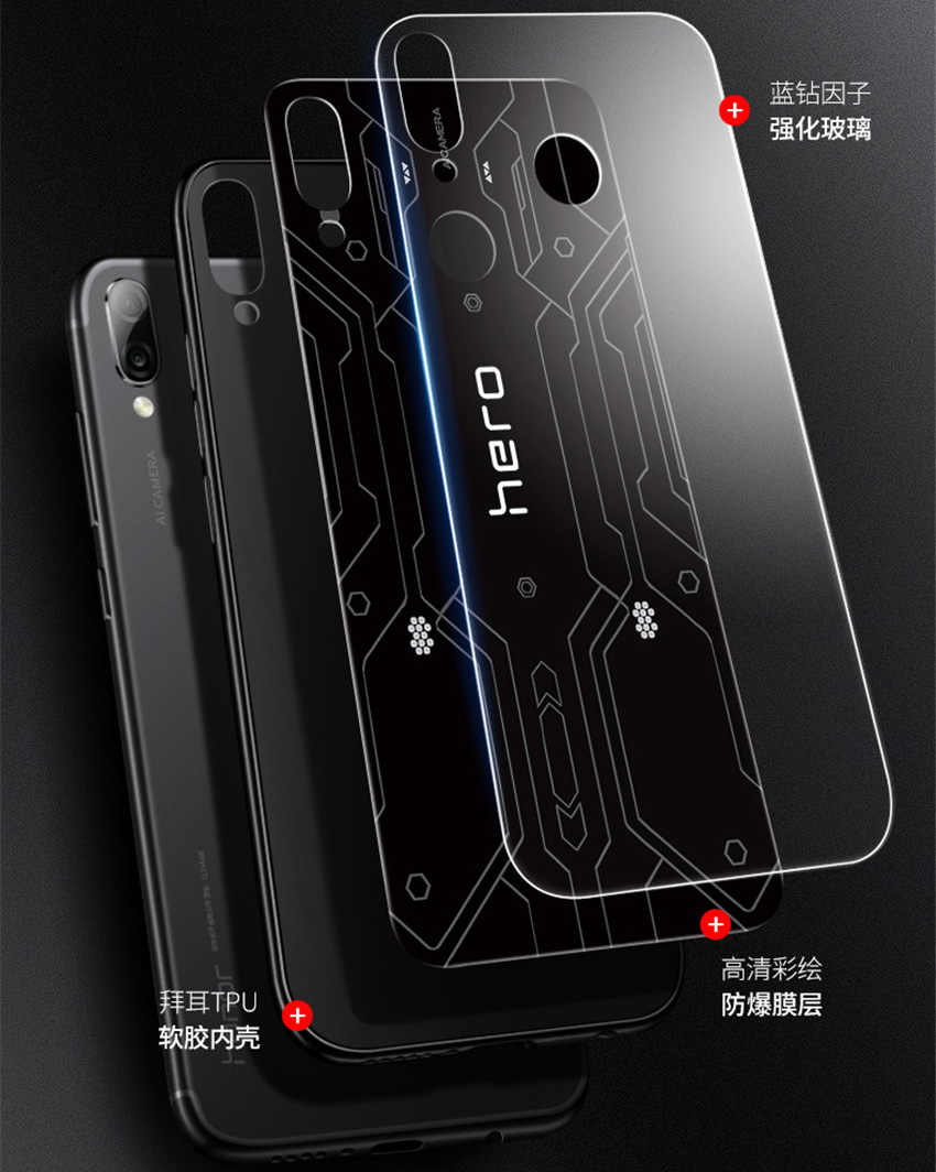 Per Xiaomi Redmi 7 S2/Note 7 6 5 PRO NERO VERNICIATO IN SILICONE MORBIDO TPU Custodia Case Cover