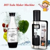 Freeship By DHL Brand Sparklinglife Homemade Soda Water Machine Soda Maker Expert Bubble Generator Machine DIY