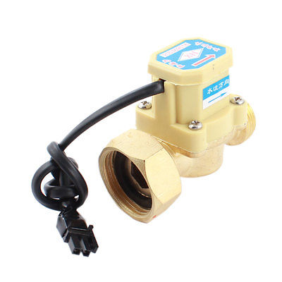 3/4PT Male 1PT Female Thread Water Fluid Flow Sensor Switch 0.75-5L/min 260W 220V3/4PT Male 1PT Female Thread Water Fluid Flow Sensor Switch 0.75-5L/min 260W 220V