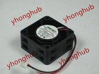 NMB MAT 1608KL 05W B49 T01 DC 24V 0.10A 40x40x20mm Server Cooler Fan
