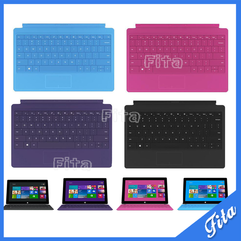 For Microsoft Touch Cover Keyboard for Microsoft Surface 1 2 Surface RT 1 2 RT1 RT2 for Microsoft Surface pro 1 2 Pro1 Pro2 tempered glass screen protector for microsoft surface pro 5 4 3 2 pro4 pro3 pro2 rt rt2 rt3 surface3 tab tablet protective film