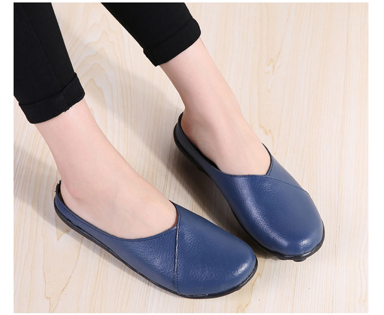 AH 9918-2018 New Women Flats Loafers Shoes-22