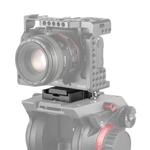 Image 5 - SmallRig DSLR Kamera Quick Release Platte und Clamp ( Arca typ Kompatibel) stativ Einbeinstative Für Kamera Video Schießen 2144