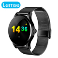 Lemse K88H Smart Watch Трек MTK2502 Bluetooth Smartwatch Наручные Heart Rate Monitor Шагомер Набора Для Android IOS