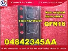 จัดส่งฟรี 5pcs 04842345AA QFN16 คุณภาพที่ดีที่สุด