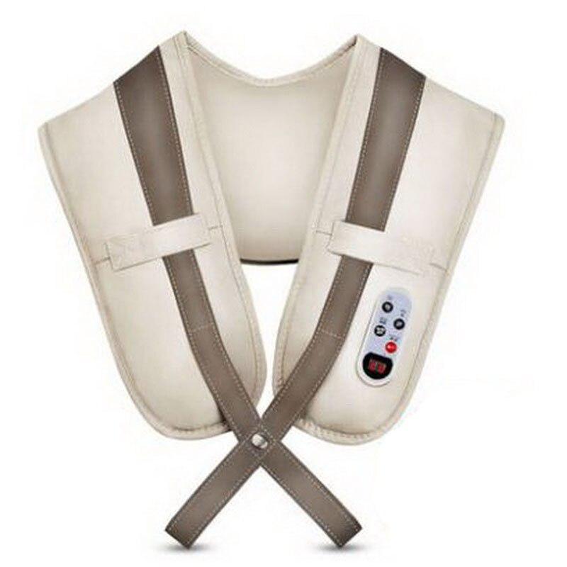 121211/ Massage shoulder pads/all Body massage/Neck massager /The simulation people massage /Overheat protection winnwell gx 4 jr shoulder pads