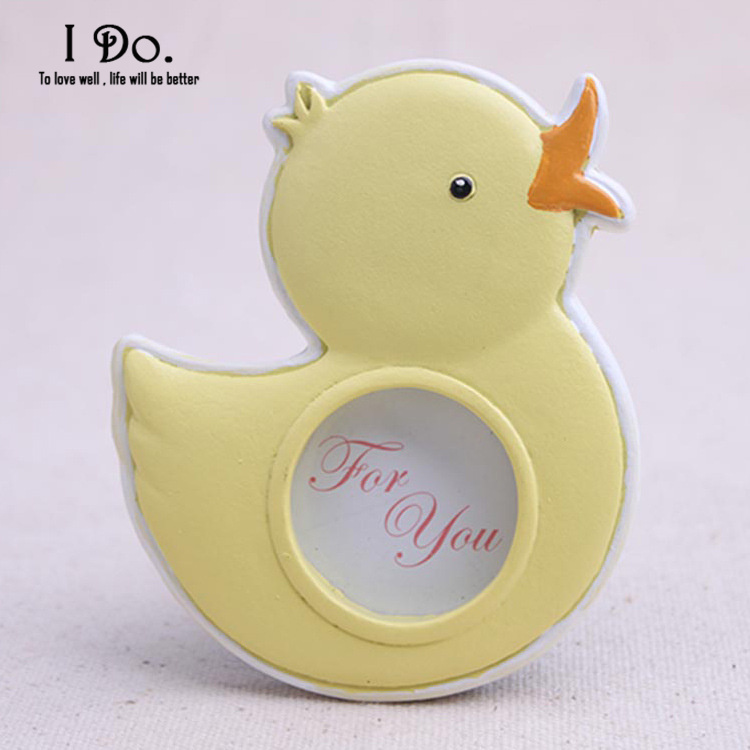 Free Shipping Cute Duck Baby Photo Frame Souvenir Home Decoration ...