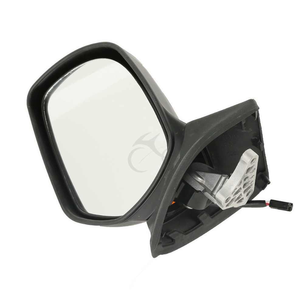 مرآة الرؤية الخلفية للدراجة النارية مع إشارة كهرمانية لسيارة هوندا Goldwing GL1800 F6B 2013-2017 16 15 14