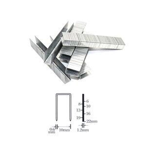 Image 5 - 1022J تأطير تاكر U دباسة الكهربائية ستابلز بندقية مع 300 قطعة المسامير 220 فولت 2000 واط أدوات بودرة كهربية ل النجارة أداة اليد
