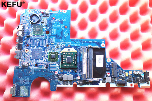 623915 001 Suitable For HP CQ56 G56 CQ62 laptop motherboard DA0AX2MB6E1 + free cpu ,free shipping