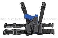 CQC Glock 17 Tactical gun Holster Platform Black DE pistol holster