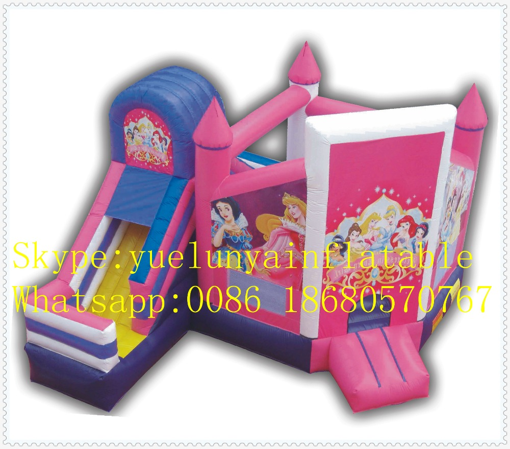 Factory direct Inflatable slide,Inflatable castle,Princess Castle Trampoline KYB-31 factory direct inflatable trampoline inflatable castle inflatable slide obstacle yly 0177