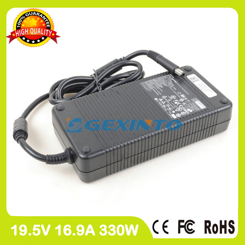 все цены на 19.5V 16.9A 330W laptop charger ac power adapter for Dell Alienware M18x R1 R2 X51 0XM3C3 ADP-330AB B DA330PM111 XM3C3 Y90RR онлайн