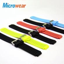 Microondas X2 Plus Original Pulseira Silicone Pulseira Inteligente Relógio Do Esporte À Prova D' Água Multi-colorido Strap Sport Watch Strap