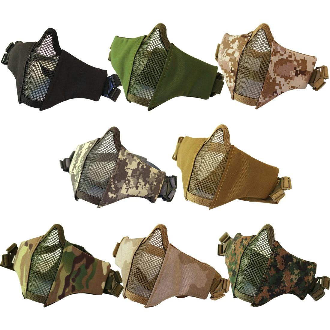 Popular Airsoft Mask-Buy Cheap Airsoft Mask lots from China ...