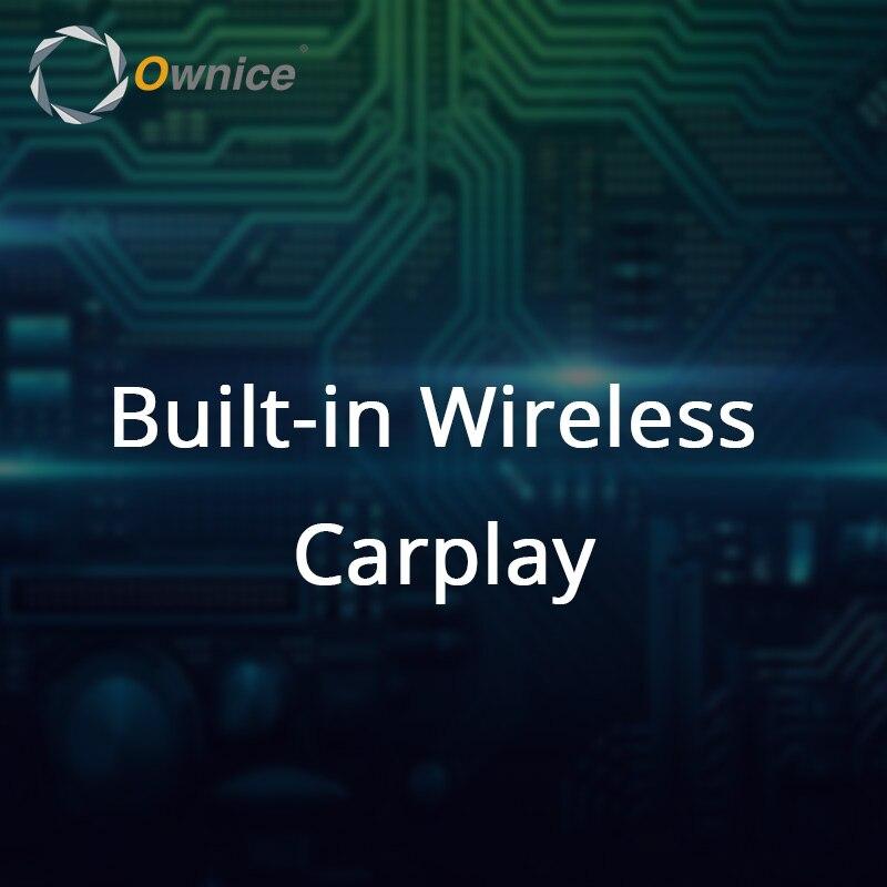 Ownice intégré sans fil Carplay pour autoradio android uniquement pour la série Ownice K3