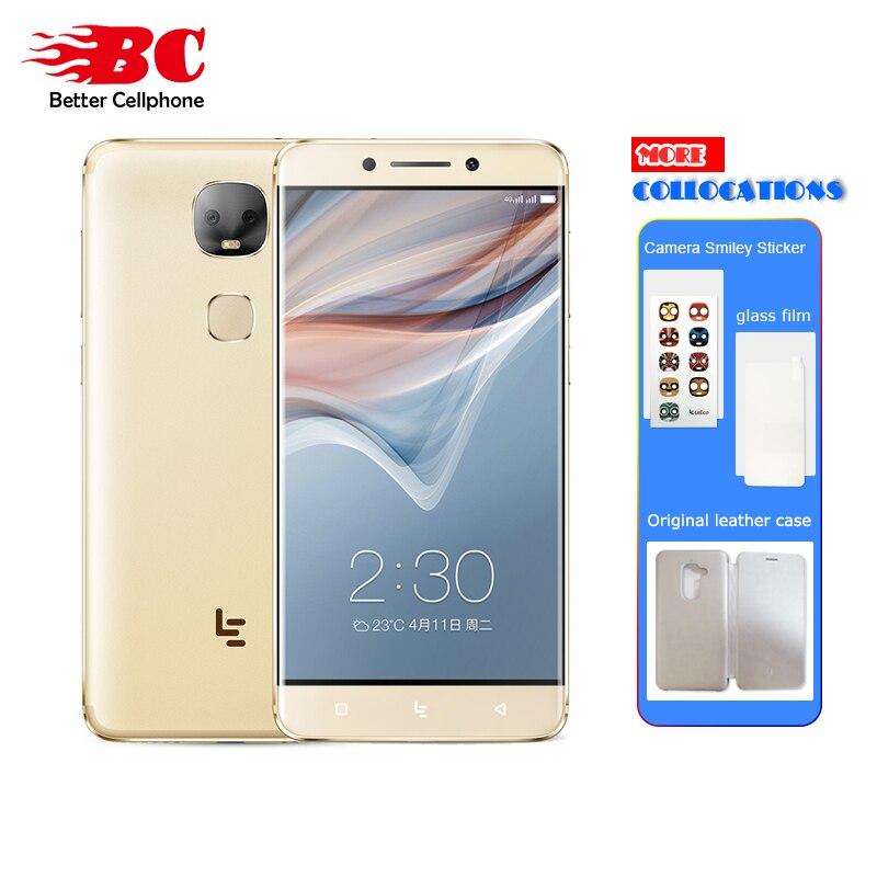 Новый Letv Leeco Le Pro 3X651 двойной AI Камера мобильный телефон Android 6,0 4 г FDD-LTE Helio X23 десять основных 5,5 дюймов 4 г + 32 г 13MP 4000 мАч