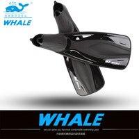 Brand Snorkeling Diving Fins Adult Flexible Comfort Swimming Fins Submersible Foot Flipper Diving Equipment