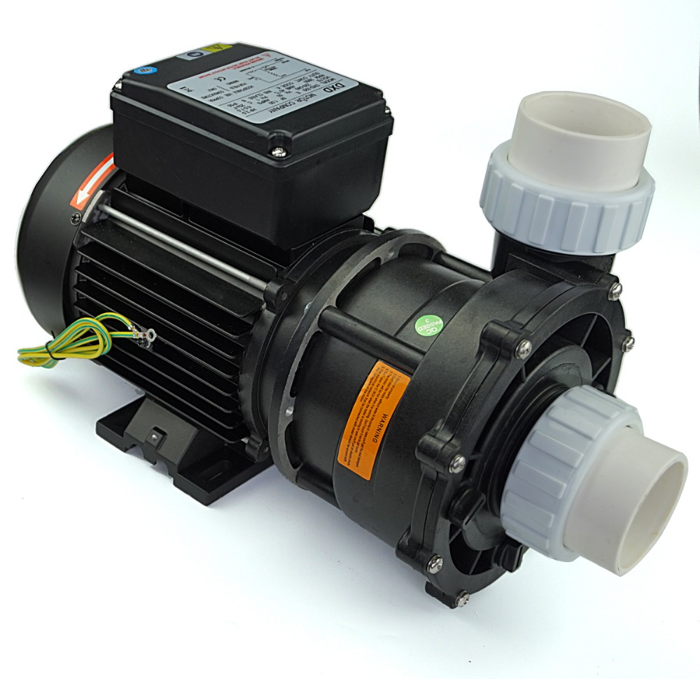 Dxd 320e 2 hp 1 5 kw 220 50hz hot tub pump spa pool pump for 1 2 hp pool motor