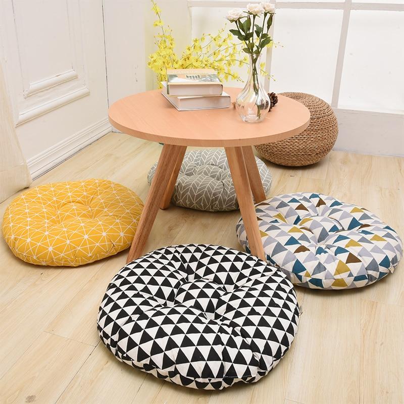 handmade large floor cushion office chair pad thicker soft blending seat cushion home decorin cushion from home u0026 garden on alibaba group