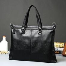 2016 Handbags Men Tote Bag Crossbody Messenger Shoulder Bags for Travel Business bolso