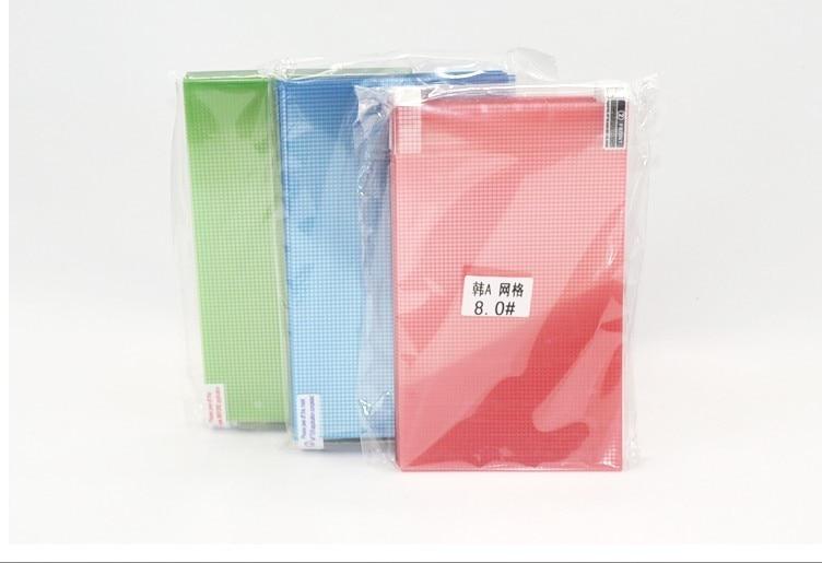 50 pcs / lot Matte Anti Silau Universal Film Pelindung 11/12/13/14 / A4 Inch PC ponsel Screen Protector Perlindungan Penjaga Film