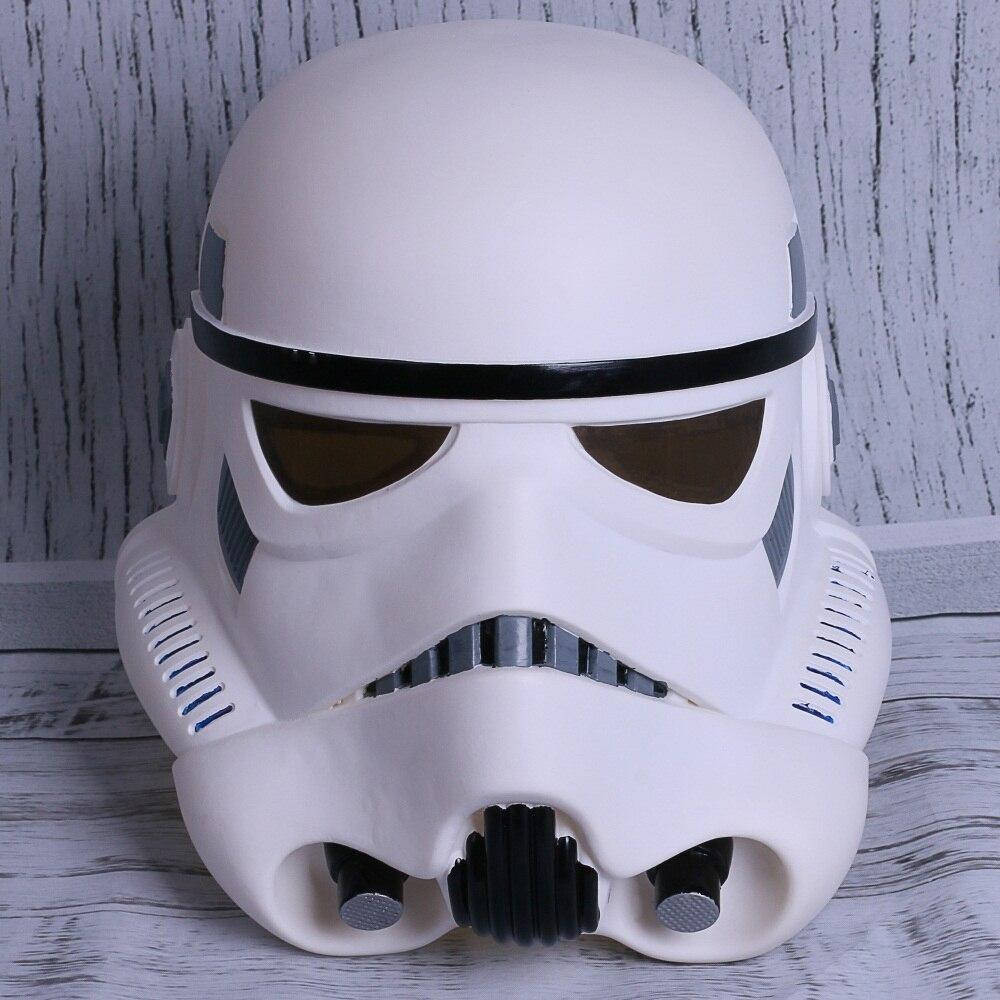 Star Wars Helmet Cosplay The Black Series Imperial Stormtrooper Helmet Halloween (7)
