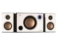 M10 2.1 Multimedia Speaker System 3 way 2.1 high end multimedia speaker 5 subwoofer+3 bass midrange dome tweeter speaker
