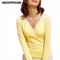 SMDPPWDBB Maternity Nursing T Shirt Fashion Maternity Clothes Breast Feeding Tops T Shirt For Pregnant Women