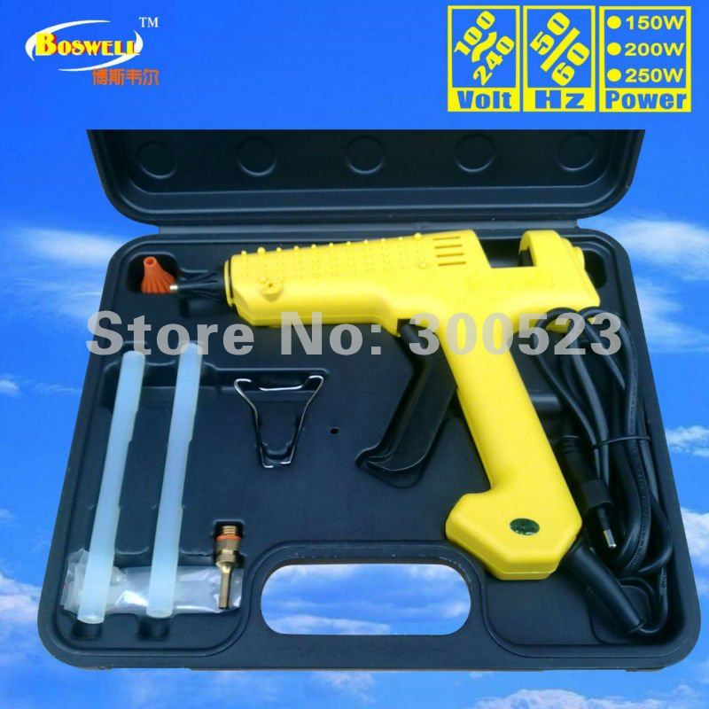 USA plug 150 watt High-power thermostat Hot melt glue gun, 1 pcs/lot, free shipping стоимость