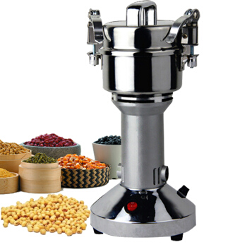 Upright 150g Home Electric Grinder Whole Grains Powdering Machine 150g