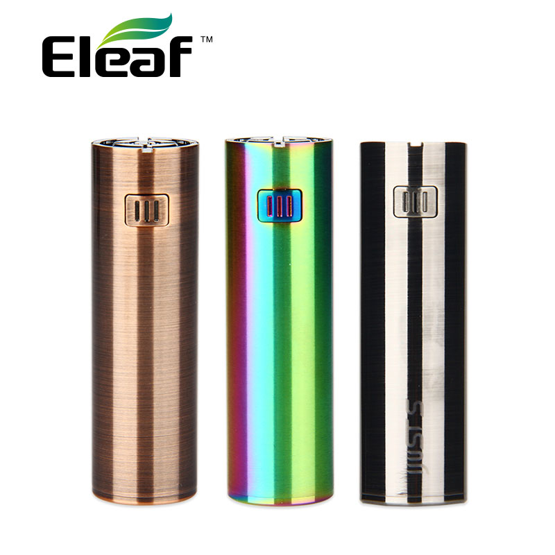 Originali Nuovi Colori Eleaf iJust S batteria 3000 mAh Batteria 0.15 3.5 Ohm iJust s Batteria Sigaretta Elettronica Vape 5 colori