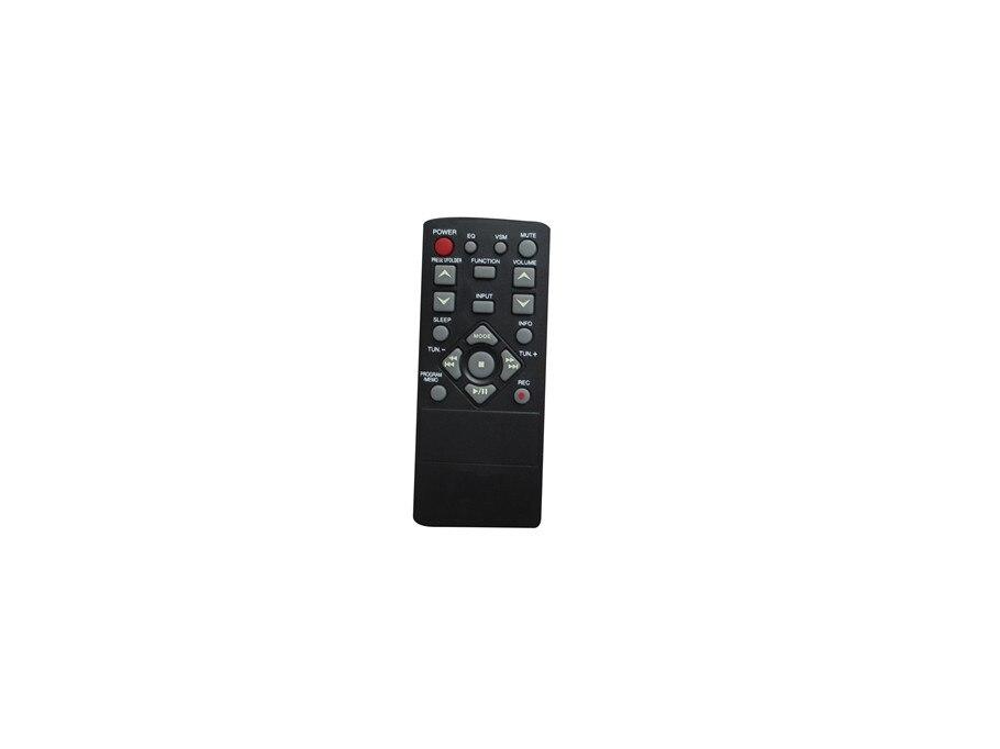 Télécommande Pour LG COV30849817 AKB36086224 XA-14 XA-16 XA-S16F COV31069401 CM1530BT CM1531 3CD changeur Mini Hifi Audio Système