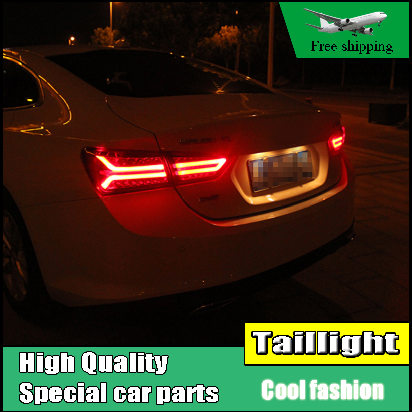 Car Styling Tail Lights For Chevrolet Malibu 2017 2018