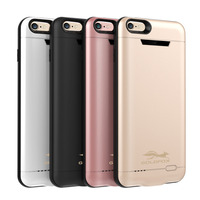 7 7plus Battery Charger Case Smart Phone External Power Bank For Iphone 7 7 Plus Spare