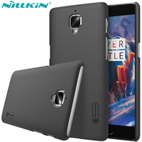 OnePlus 3 Case Nillkin Frosted Shield Hard Plastic Back Cover Case For OnePlus 3 OnePlus3 A3000