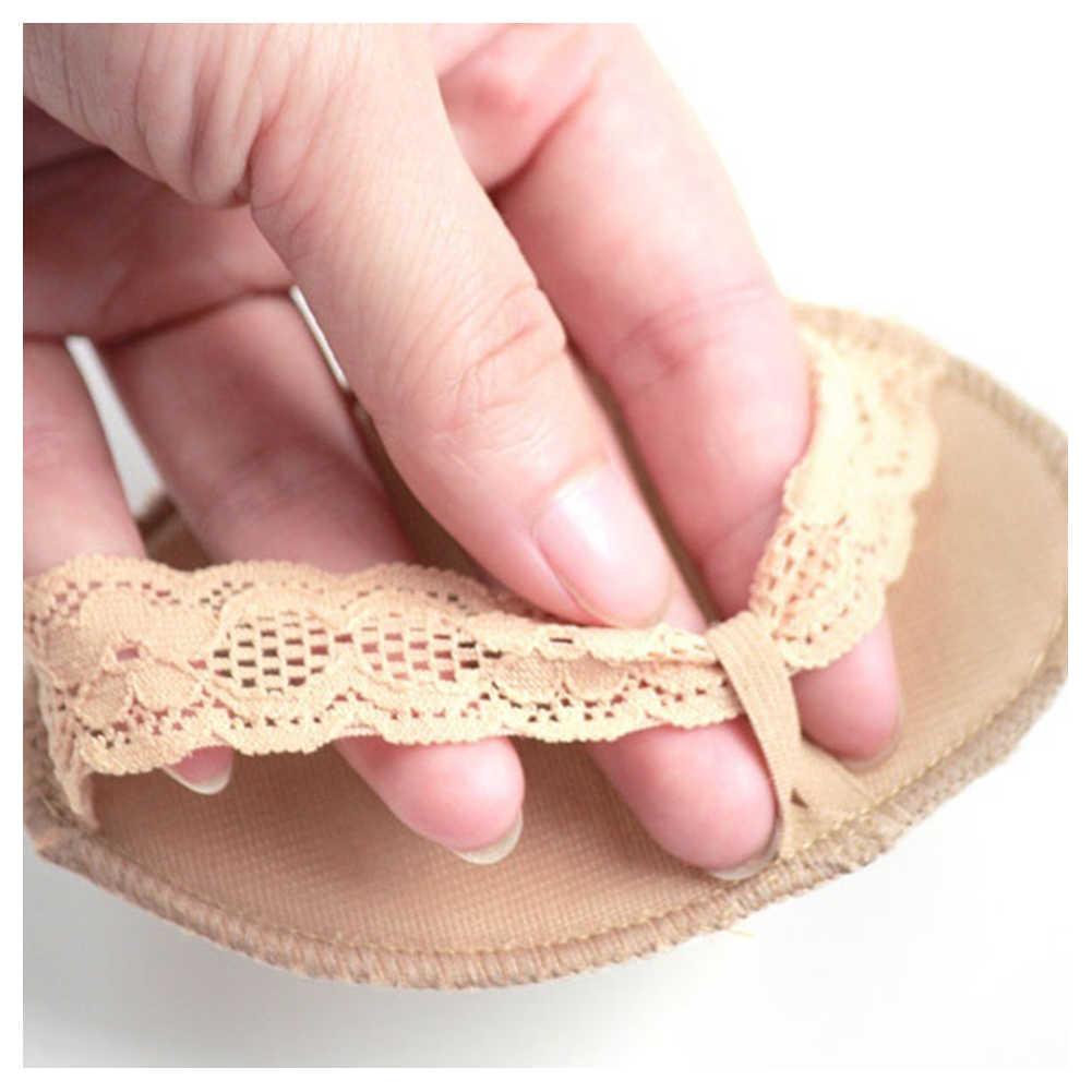 1 пара утолщенных сверхмягкий комфортный подкладок для ног, вьетнамки на высоком каблуке, невидимые туфли на высоком каблуке, обувь с подкладом, Curshion, Нескользящие, Hal