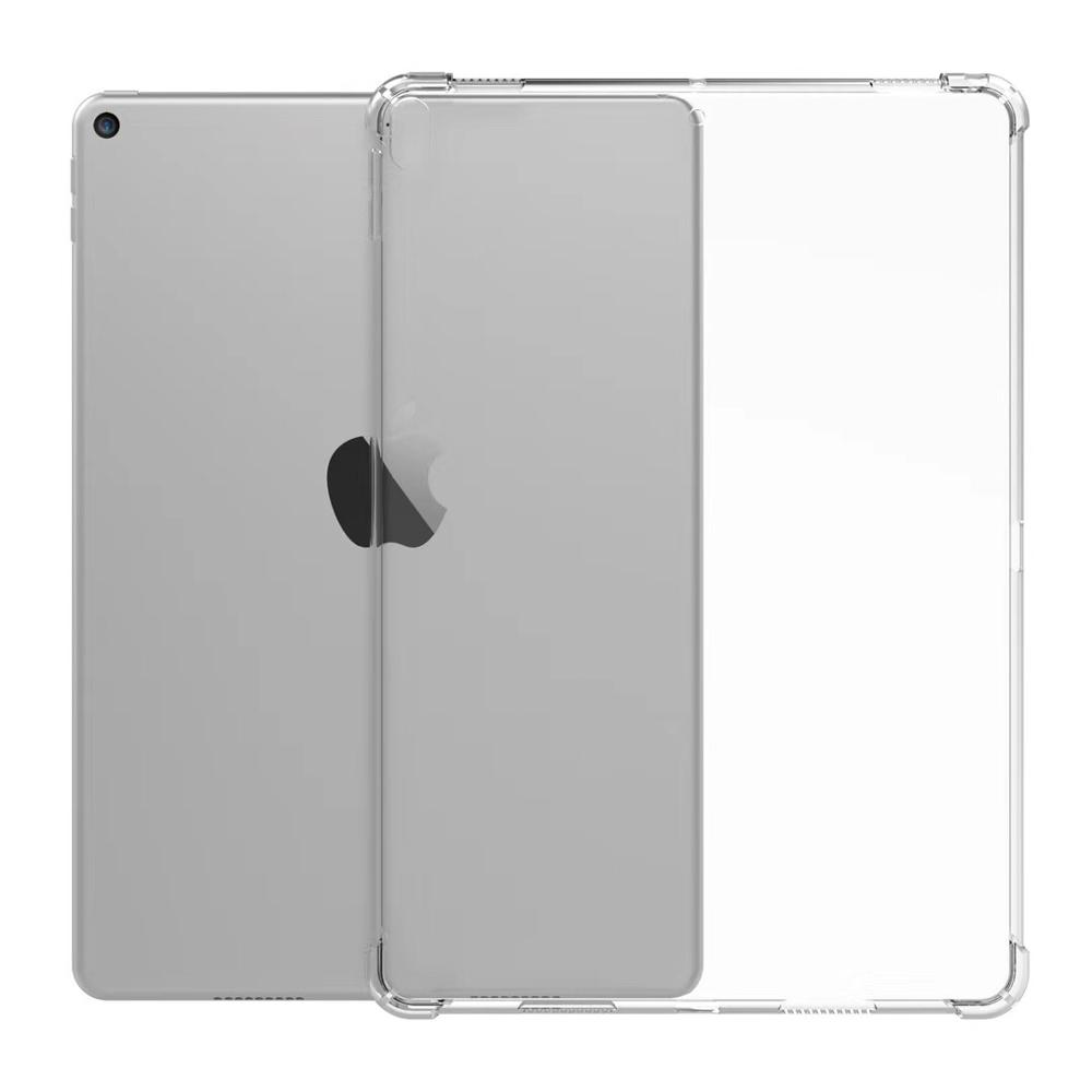 מקרן קיר Drop התנגדות שקופה להגנה עבור Apple iPad Case 9.7 2018 מקרה 10.5 פרו iPad Air 2 מיני 4 3 2 1 מקרים (3)