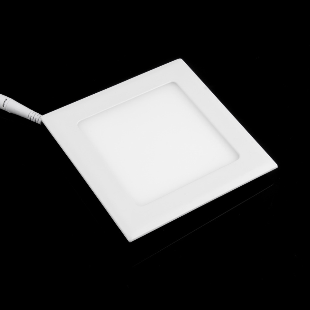 12W LED Recessed Ceiling Panel Down Light Bulb Lamp Square Super Deal! Inventory Clearance
