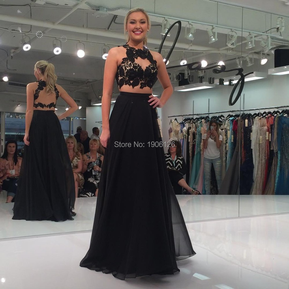 Black Lace Prom Dress 2016 | Dress images