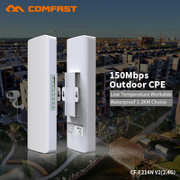 3KM Long Distance CPE WIFI Router Wireless Outdoor 150Mbps Router WIFI Repeater WIFI Extender Access Point Bridge Client Router